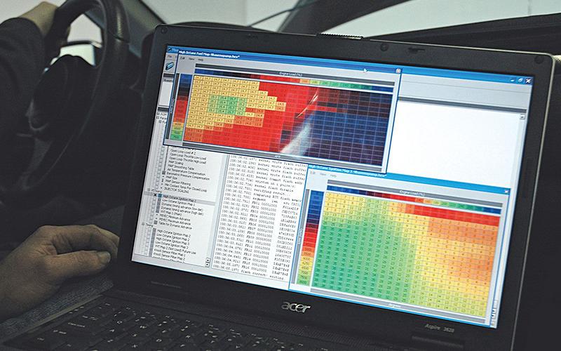 Чип-тюнинг и редактирование топливных карт